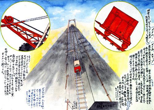 ボタ山とボタ函 スキップ.jpg